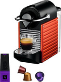 Krups Nespresso Pixie Electric Red XN304510