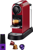 Krups Nespresso Citiz Cherry Red XN741510