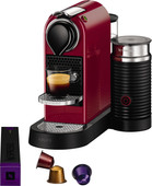 Krups Nespresso Citiz & Milk Cherry Red XN761510