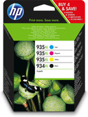 HP 934/935XL Pack Combo (X4E14AE)