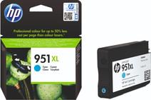 HP 951XL Cartouche d'encre Officejet Cyan (CN046AE)