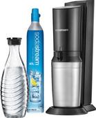 SodaStream Crystal Zwart