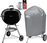 Weber Barbecue Pack Original Kettle 57cm