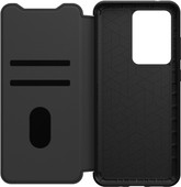 Otterbox Strada Samsung Galaxy S20 Ultra Book Case Zwart