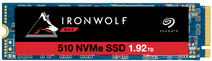 Seagate IronWolf 510 NVMe M.2 NAS SSD 1.92TB