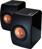 KEF LS50 High Gloss Black (per pair)