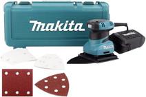 Pack de ponçage - Makita BO4565K + Set de feuilles de papier abrasif