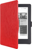 Gecko Covers Kobo Aura H2O (édition 2) Slimfit Housse Rouge