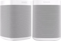 Sonos One Duo Pack White