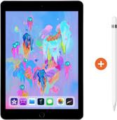 Apple iPad (2018) 128 Go Wi-Fi Gris sidéral + Pencil
