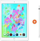 Apple iPad (2018) 128 Go Wi-Fi Argent + Pencil
