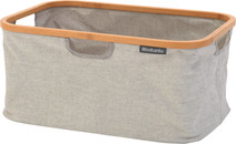Brabantia Panier à linge pliable 40 litres - Grey
