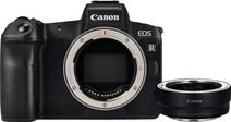 Canon EOS R + Adaptateur EF-EOS R