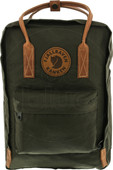 "Fjällräven Kånken No. 2 Ordinateur portable 15"" Deep Forest 18 L"