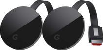 Google Chromecast Ultra Duo Pack
