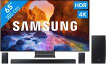 Samsung QE65Q90R - QLED + Barre de son