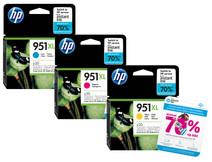 HP 951XL Officejet Ink 3-Kleuren Pack