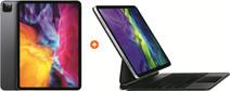 Apple iPad Pro (2020) 11 inch 256 GB Wifi Space Gray + Magic Keyboard AZERTY