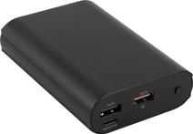 BlueBuilt Batterie externe 10 000 mAh Power Delivery 3.0 + Quick Charge 3.0 Noir