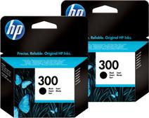 HP 300 Duo Pack Zwar