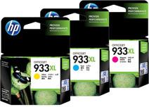 HP 933XL 3-Kleuren Pack