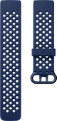 Fitbit Charge 3 Sportband Siliconen Blauw L