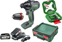 Bosch AvancedDrill 18V + accessoires + Systembox