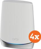 Netgear Orbi RBK753 Multiroom Wi-Fi Lot de 4