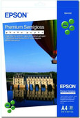 Epson Premium Semigloss Photo paper 20 sheets (A4)
