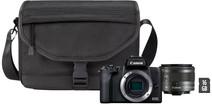 Canon EOS M50 Mark II Black Starter Kit - EF-M 15-45mm + Bag + Memory card