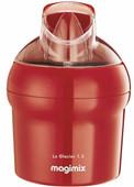 Magimix Le Glacier 1.5 L Red