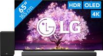 LG OLED65C16LA (2021) + Soundbar
