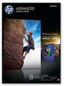 HP Advanced Glossy Photo Paper 25 sheets (A4)