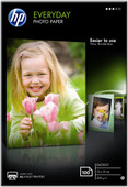 HP Everyday Glossy Photo Paper 100 Sheets (10x15)