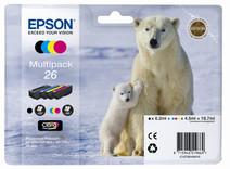 Epson 26 L 4-Color Pack (C13T26164010)