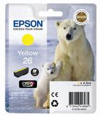 Epson 26 L Cartridge Yellow (C13T26144010)