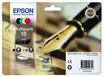 Epson 16 L Multi-pack (4 color) C13T16264010