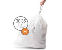 Simplehuman Waste Bag Code H - 30 Liter (20 pieces)