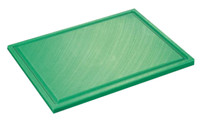 Inno Cuisinno Horeca Chopping board with crease 32,5 cm Green