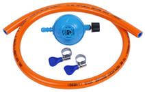 Régulateur de pression gaz Cadac et Flexible CG 30 mBar