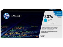 HP 307A LaserJet Toner Cyan (CE741A)