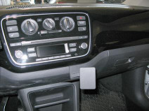 Brodit ProClip Volkswagen UP / Seat Mii from 2012 Right Angle Attachment