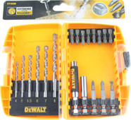 DeWalt 19-piece Tough Case Bit and Drill Set