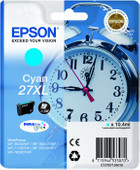 Epson 27XL Cartridge Cyaan C13T27124010