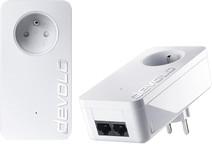 Devolo dLAN 550 Duo+ Geen WiFi 500 Mbps 2 adapters