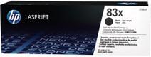 HP 83X Toner Zwart XL (CF283X)