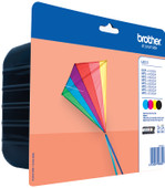 Brother LC-223 Pack 4 couleurs LC-223VALBP