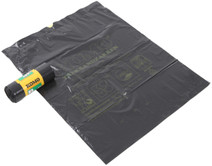 KOMO Waste sacks - 60 liters (15 pieces)