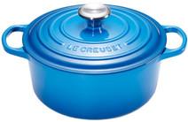 Le Creuset Round Dutch Oven 24cm Marseille