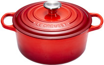 Le Creuset Round Dutch Oven 26cm Cherry Red